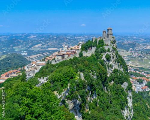 San Marino Castle, Republic of San Marino