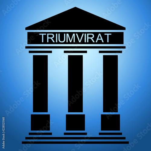 Foto Palais Triumvirat