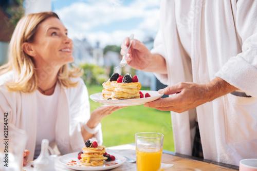 Fotografie, Obraz  Delicious breakfast