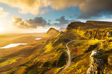 Looking South From The Quiraing