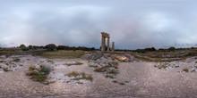 Acropolis Of Rhodos, Rhodes, Greece