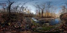 Lower Mill Creek, Gladwyne, Montgomery County, Pennsylvania, United States
