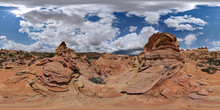 Rock Formation, Vermilion Cliffs, Marble Canyon, Arizona, United States