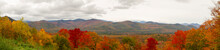 Gorgeous Fall Colors In White Mountains