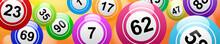 Bingo Lottery, Header Backgrou...