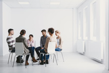 Group Psychotherapy In White I...