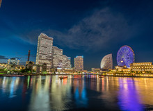 Yokohama, Kanagawa, Japan - Ju...