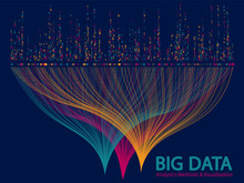 Big Data Visualization Concept...