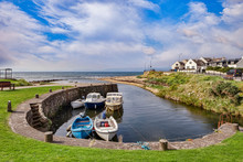 The Harbour At Blackwaterfoot ...