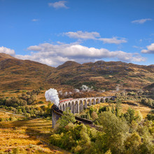 Glenfinnan Viaduct And The Jac...