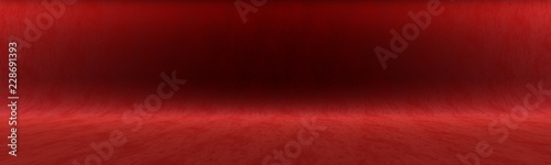 Dark crimson background for shooting in the Studio or for your advertising text Wallpaper Mural