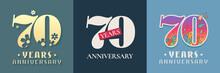 70 Years Anniversary Celebrati...