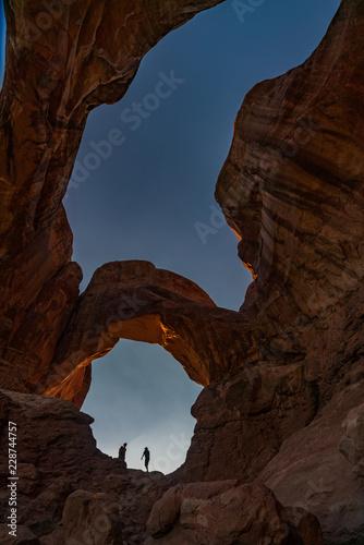 Fotografie, Tablou Arches National park Utah