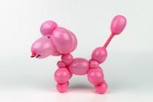 Cute Pink Twisted Art Balloon ...