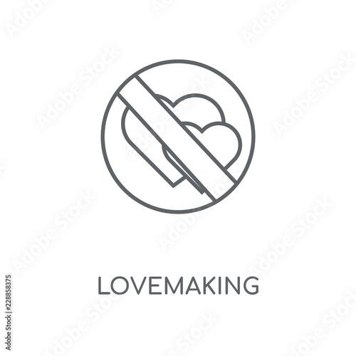 Photographie  lovemaking icon