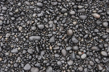 Smooth Wet Stones Texture