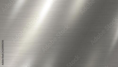 Photo  Metal texture background vector illustration