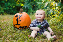Happy First Halloween: 7 Month...
