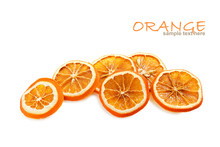 Dried Orange Decorations For Christmas And The New Year