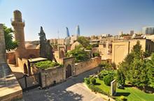 Baku - The Capital And Largest City Of Azerbaijan