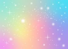 Rainbow Pastel Background