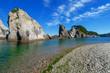 【岩手県宮古市】浄土ヶ浜は一見の価値あり。環境省は快水浴場百選で特選に選定