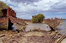 Steel Hulled Ship Wrecks, Gard...