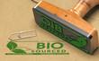 Biosourced Materials Label