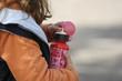 Leinwandbild Motiv education enseignement enfant ecole gourde bouteille