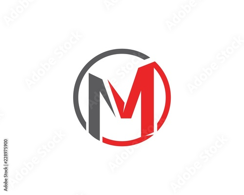 M Logo Letter Symbols - Buy this stock vector and explore similar