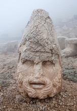 Ancient Stone Statue Of Heracl...