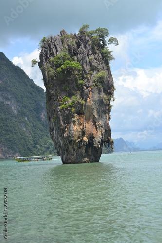 Rocky island thailand