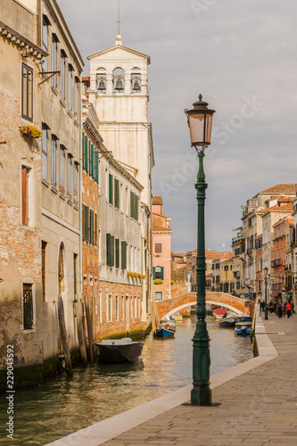 Fotografie, Obraz  Venice, Italy - one of the most beautiful and popular cities in the world