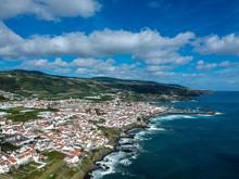Aerial View Of A Portuguese Vi...
