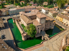 Aerial View Of Fontanellato Ca...