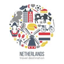 Netherlands Travelling Sketch ...