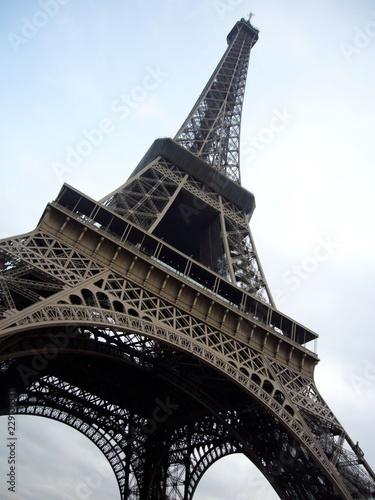 eiffel tower paris france #229106331