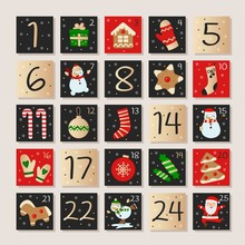 Christmas Advent Calendar,