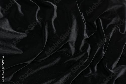 black velvet Wallpaper Mural