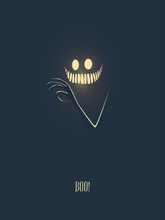 Happy Halloween Vector Illustr...