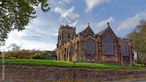 Holy Trinity Parish Church in Sutton Coldfield, UK