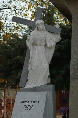 In de dag Monument Pomnik cmentarny w Tucholi