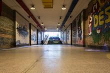 The Graffiti Corridor