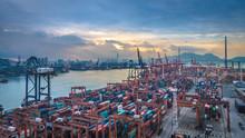 International Business Port Of Hong Kong On October 9, 2018