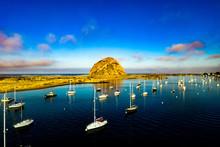 Morro Bay California Central Coast Morning