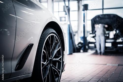 Auto Service Maintenance