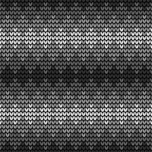 Seamless Black Squares Pattern