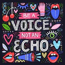 Voice Not Echo
