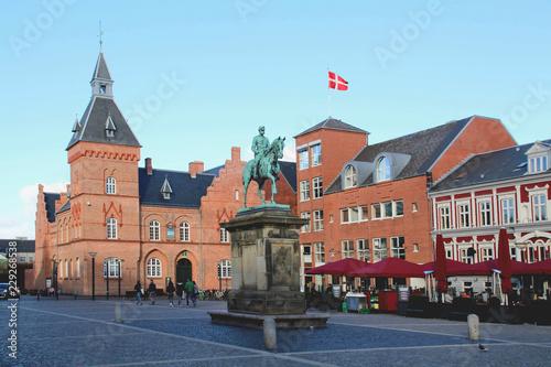 Fotomural Esbjerg Dänemark Panorama