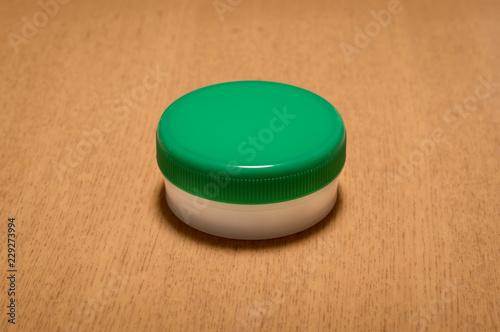Fotografie, Obraz  プラスティックの容器